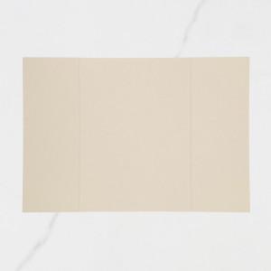 "Carpeta Libro Postal - ""BEIGE"""