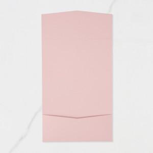 "Carpeta Butxaca Postal | Horitzontal - ""ROSA NUDE"""