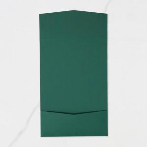 "Carpeta Bolsillo Postal | Horizontal - ""VERDE CACTUS"""