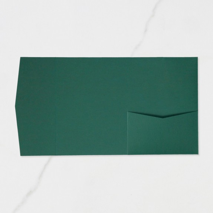 "Carpeta Bolsillo Postal | Vertical - ""VERDE CACTUS"""