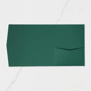 "Carpeta Butxaca Postal   Vertical - ""VERD CACTUS"""