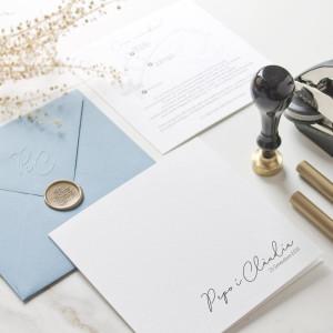 """Invitació casament - """"INFINITY"""""""