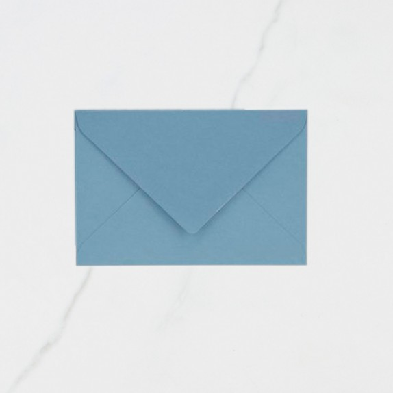 "Sobre Postal - ""BLAU INFINITY"" 