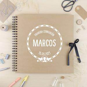 """Álbum comunión -""""MARINERO"""""""