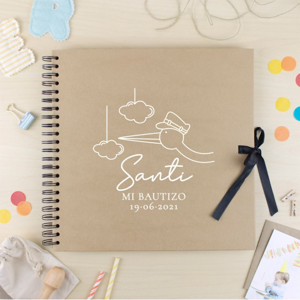 """Àlbum bateig -""""CIGONYA"""""""