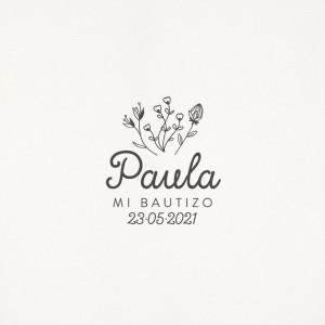 """Sello bautizo - """"ROUSE"""""""