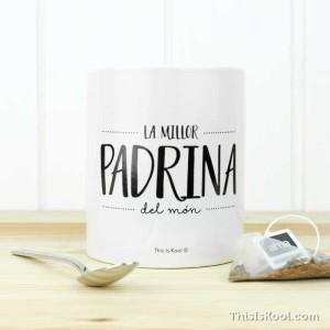 """Taza - """"PADRINA"""""""