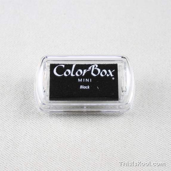 Tinta color negro   This Is Kool