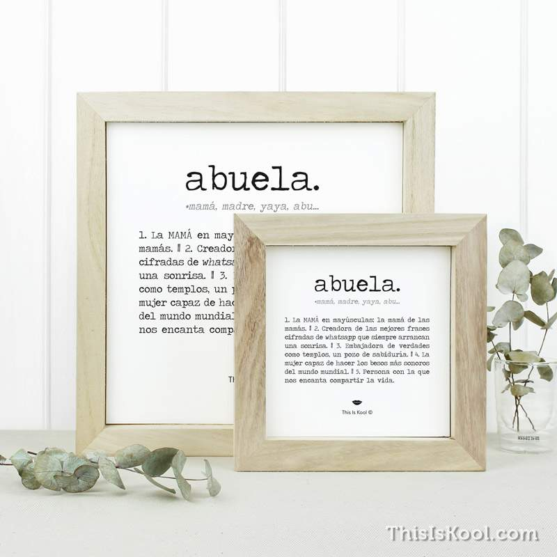 Awesome Abuela Picture Frame Collection - Frames Ideas - ellisras.info