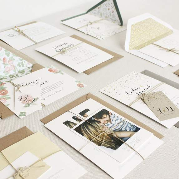 MUESTRA - Invitaciones de boda | This Is Kool