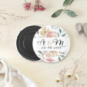 "Imant casament - ""FLORAL"""