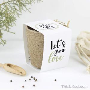 "Kit semillas boda - ""OLIVO"""