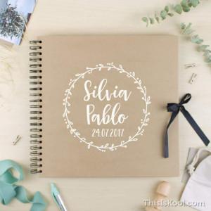"""Álbum boda - """"OLIVO"""""""