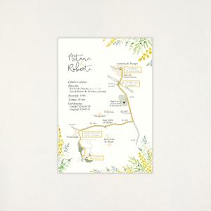 "Mapa casament - ""ALEGRIA"" | This Is Kool"