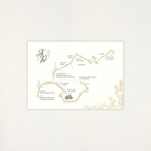 """Mapa boda - """"RETAMA"""""""