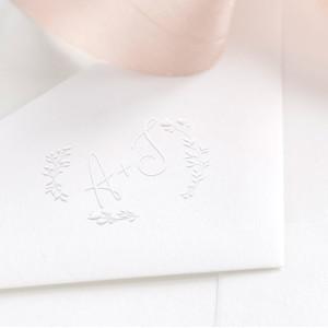 """Segell relleu casament - """"SOFT"""" Logo 3"""