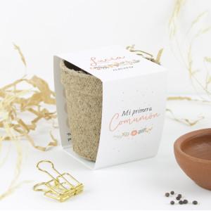 "Kit semillas comunión - ""FLORAL"""