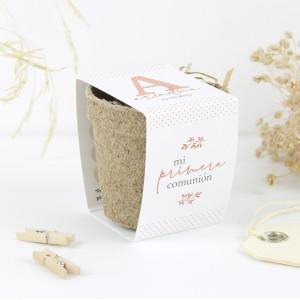 "Kit semillas comunión - ""INICIAL PUNTITOS"" | This Is Kool"