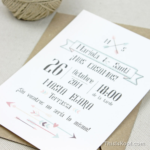 Qu texto poner en las invitaciones de boda el blog de for Que poner en los banos de una boda