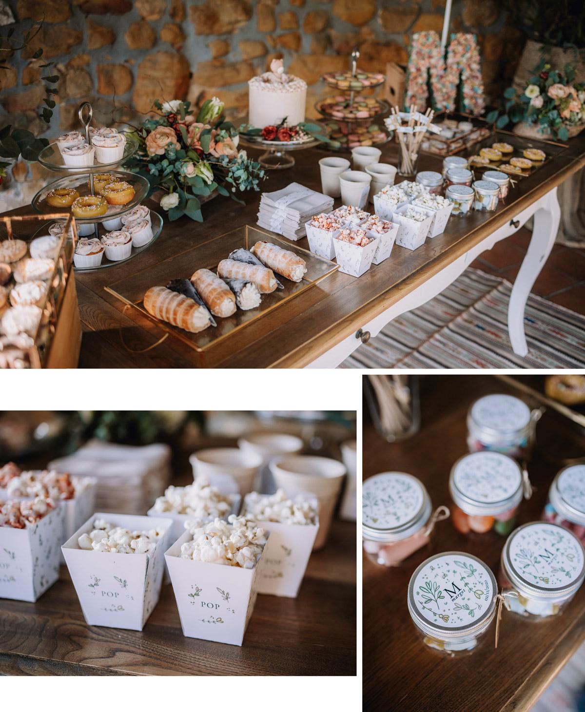 Ideas para decorar mesa dulce bautizo