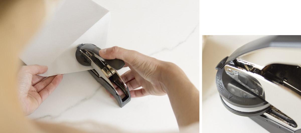 Sello relieve o sello en seco