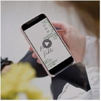 Vídeos invitacions de casament