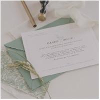 Invitaciones en papel
